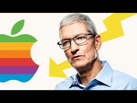 What's Wrong with Apple?