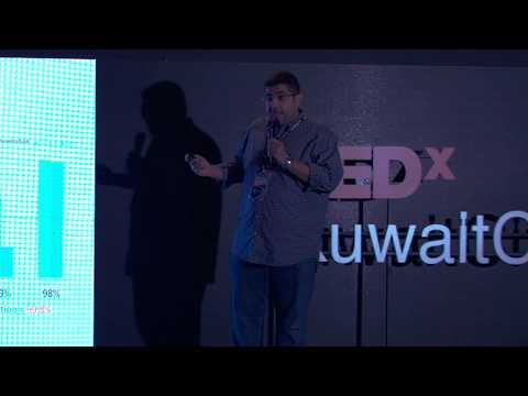 Profiting from Data at the cost of privacy | Abdelwahab Al-Atiqi | TEDxKuwaitCity