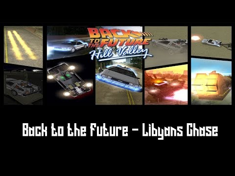 Back to the Future   Libyans Chase