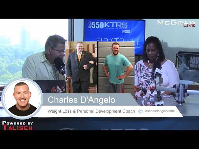 Charles D\'Angelo on Living the Life You Deserve