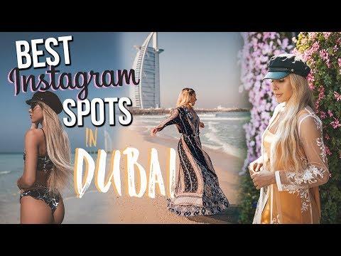 BEST INSTAGRAM SPOTS IN DUBAI