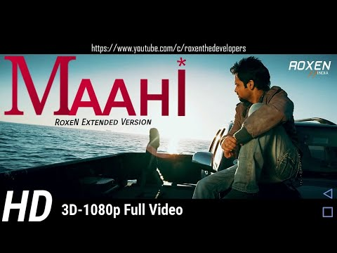 Maahi Roxen Version || 3D HD 1080P Full Video || Raaz Emran Hashmi