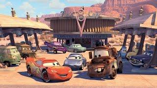 Мультфільм про Машинки Тачки Блискавка Маквин 6 частина Фінал Disney Cars