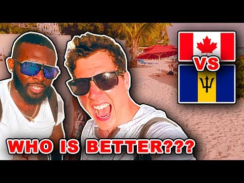 Canada vs Barbados