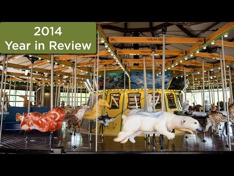Cleveland Zoo Society's 2014 Year in Review
