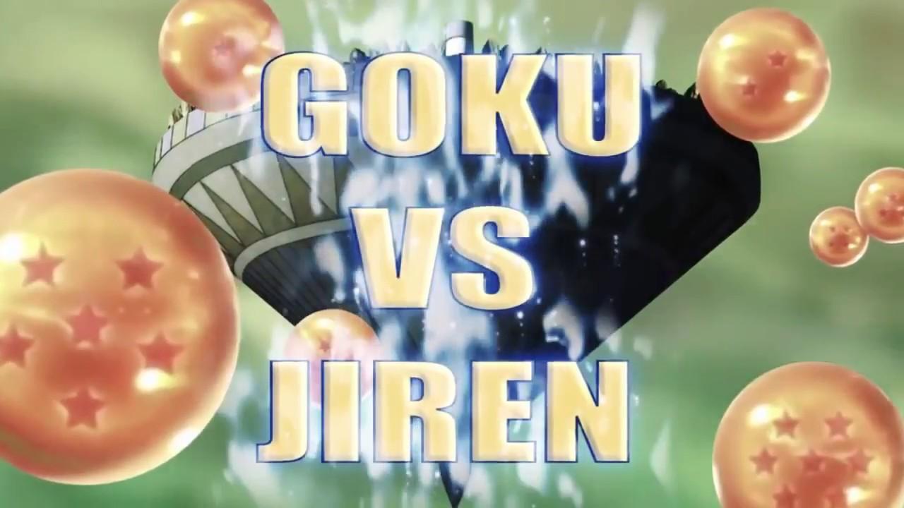 goku ultra instinct SSJ3 vs Jren 7 viên ngọc rồng siêu cấp tập 125