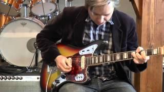 Vintage Guitar Oldenburg presents a Fender Jaguar 1972