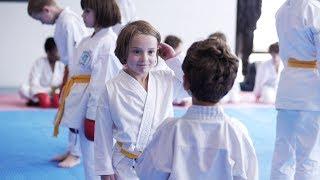 Le karaté, une pratique adaptée aux enfants !