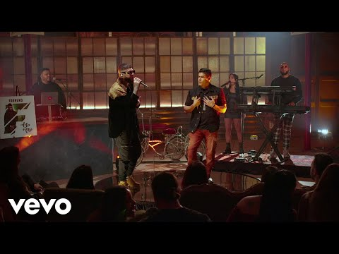 Qué Hay de Malo (Live Performance) - Farruko ft. Jerry Rivera