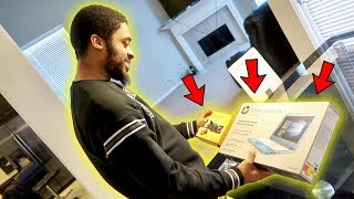SURPRISING MY BROTHER WITH THE BEST GIFT EVER!!!