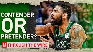 NBA Contender or Pretender? | Through The Wire Podcast