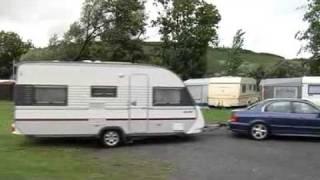 Campingplatz-Flaute in Mainfranken