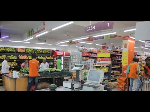 More Supermarkets: Philips GreenPerform LED Batten (1080p HD Video)
