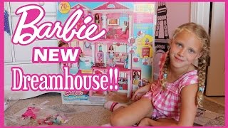 Barbie NEW Dreamhouse is HERE!!!