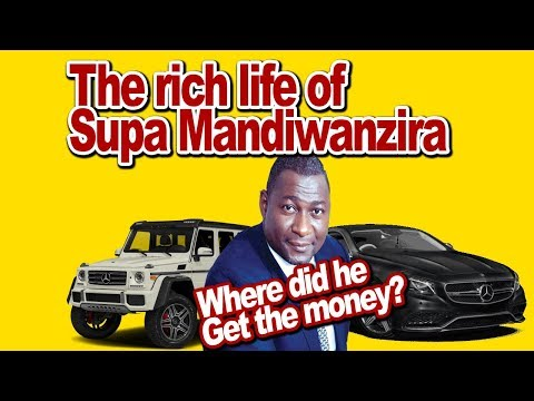 The rich life of Supa Mandiwanzira, Where did he get the mon