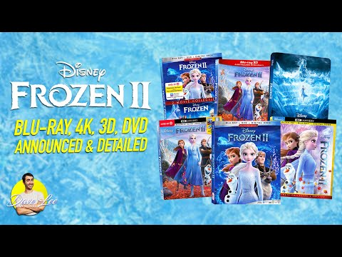 frozen-2---blu-ray,-4k,-3d,-dvd-announced-&-detailed