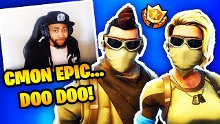 DAEQUAN REACTS TO *NEW* SCORPION & ARMADILLO SKINS! *PRO SKINS* | Fortnite Battle Royale
