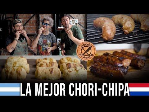 LA MEJOR CHORI-CHIPA ft LOCOS x EL ASADO | BUENOS AIRES