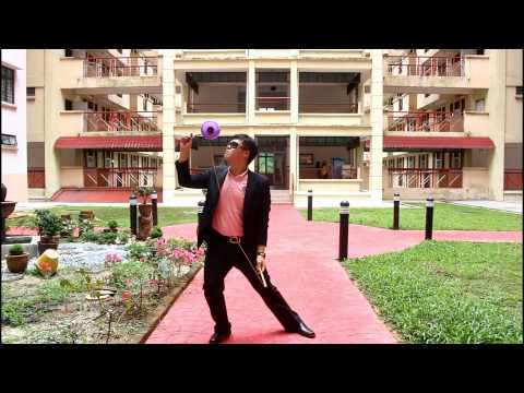 Diabolo Gangnam Style