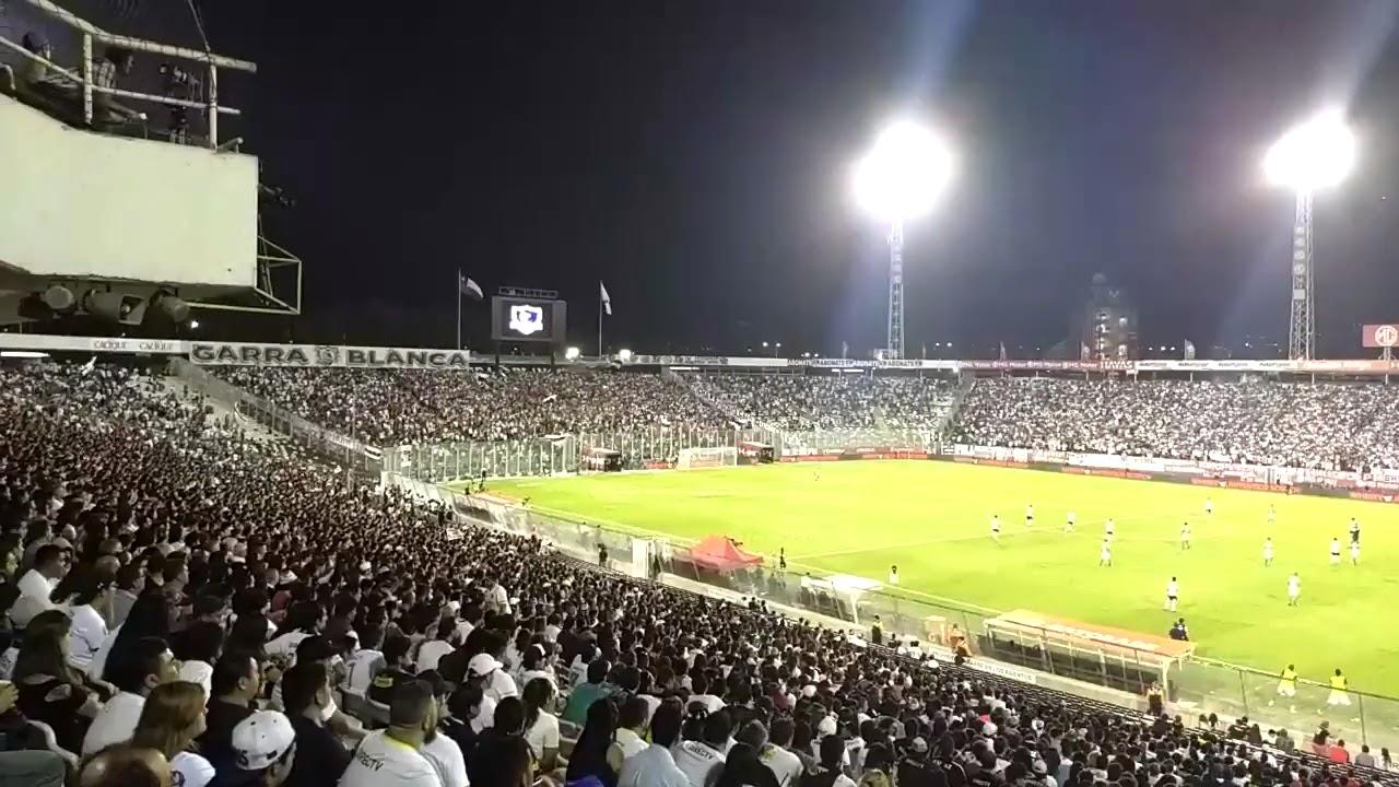 Alianza Lima y Colo Colo simplemente uno solo