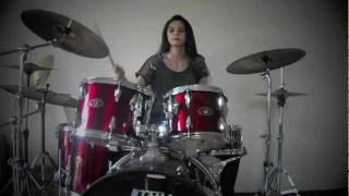 Monster - Paramore (Drum Cover) - Rani Ramadhany