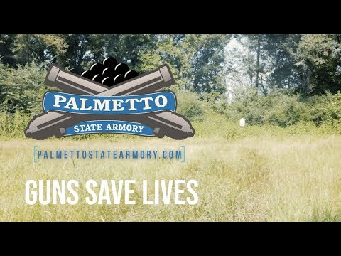 Palmetto State Armory TV Spot: GUNS SAVE LIVES