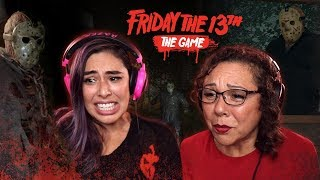 Friday the 13th with My Mom!