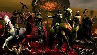 Russ Dizdar- The Four Horsemen of the Apocalypse