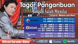 Gambar cover Tagor Pangaribuan - Jangan Salah Menilai (Versi Karaoke)