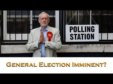 """Corbyn puts Labour on """"permanent notice"""" for snap general election"""