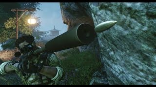 Sniper: Ghost Warrior 2 - High Altitude Sniping Gameplay (PC)
