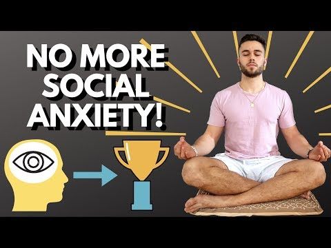 Guided Visualization/Meditation Exercise for Reducing Social Anxiety