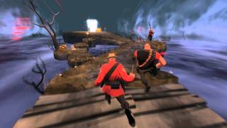 Eyeaduct & Monoculus - TF2 Halloween 2011 Event Boss Tutorial [Annotatted]