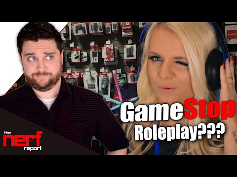 Video Game Store Roleplay ASMR??? - The Nerf Report Weekly Gaming News Ep. 153