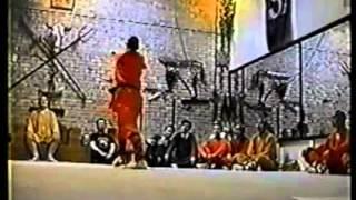 Shaolin Monk Master Shi Yan Feng at PWOK