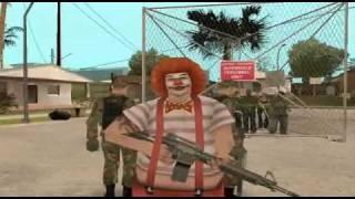 Loquendo - cj salva a su familia - (GTA San Andreas)