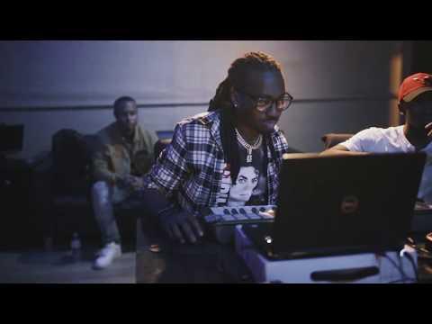 [Trench Cookup] Nard & B x Musik MajorX x Chase Millie Making Beats