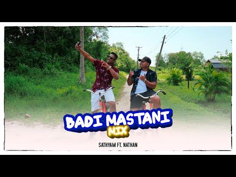 Badi Mastani Mix - Sathyam ft Nathan | Freestyle | Aane Se Uske Aaye Bahaar | Cover |