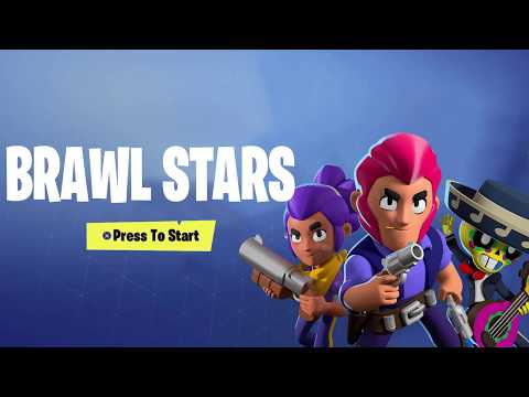 If Brawl Stars Was Made By Epic Games(Fortnite)