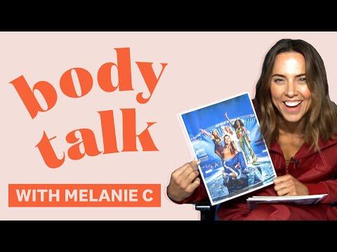 Melanie C : Sporty Spice Through the Years   Body Talk