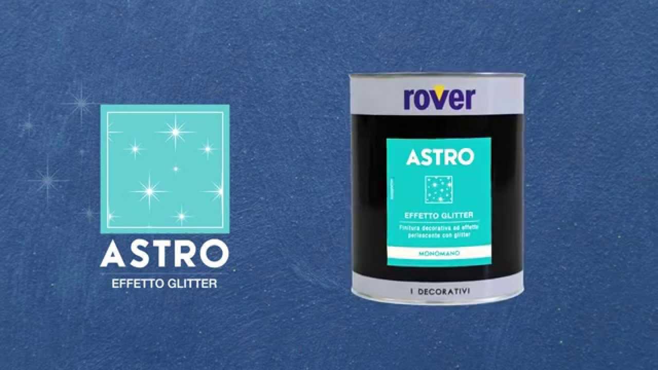 Linea I Decorativi Rover - Astro - YouTube