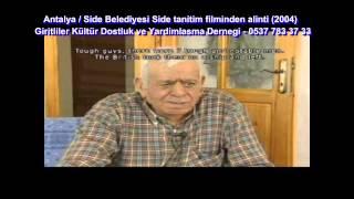 Kalimerhaba Side Belgeseli (Giritliler) 1. Bölüm