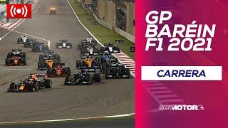 GP Baréin F1 2021 - Carrera completa | SoyMotor.com