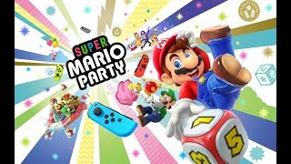 Super Mario Party to have a Online Multiplayer Mode