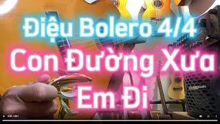 [Rumba Guitar] Con Đường Xưa Em Đi - Hướng Dẫn Guitar Vĩnh Khánh