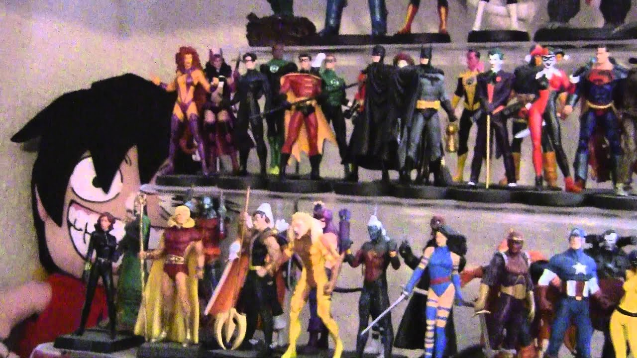Eaglemoss figure collection 2016-10-25