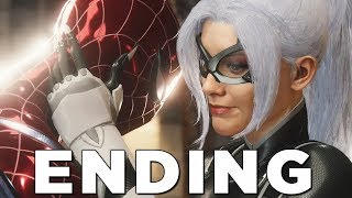 SPIDER-MAN PS4 THE HEIST DLC ENDING - Walkthrough Gameplay Part 4 (Marvel's Spider-Man)