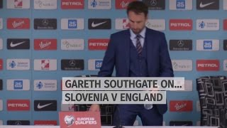 Gareth Southgate Hails England Goalkeeper Joe Hart After Draw In Slovenia