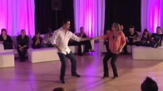 Jack & Jill O'rama 2015 Strictly Swing A Michael Kielbasa & Tara Trafzer 4th Place