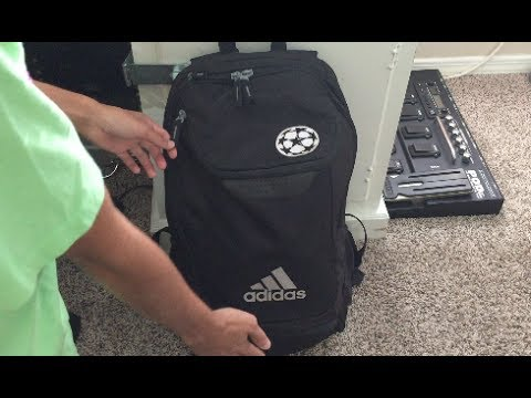 Soccer Equipment Bag Review